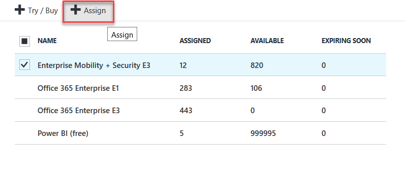 First Look at the New Azure AD Group Based Licensing Feature - Peter